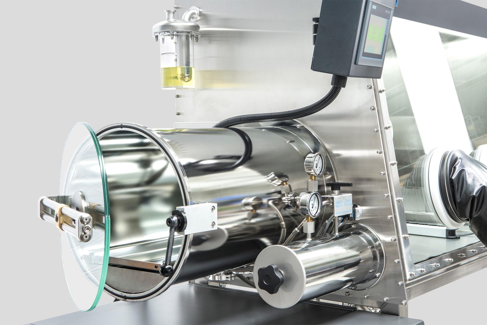Siemens Kühlschrank Unterdruck : Gs inertgas glovebox für den produktschutz